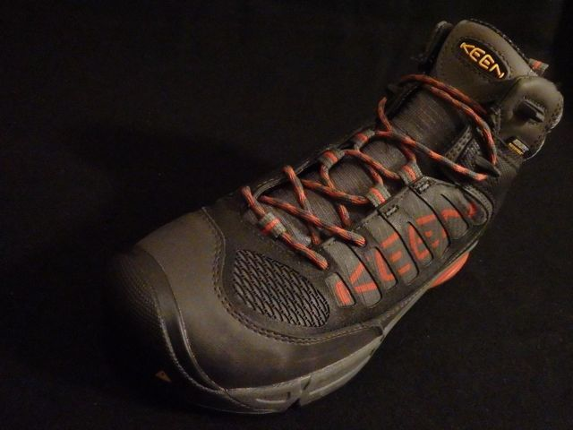 AURORA MID RED CLAY KEEN UTILITY
