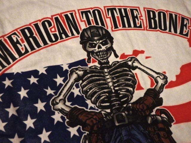 DEAD ON TOOLS AMERICAN TO THE BONE