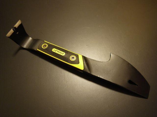 Stanley FuBar Demolition tool